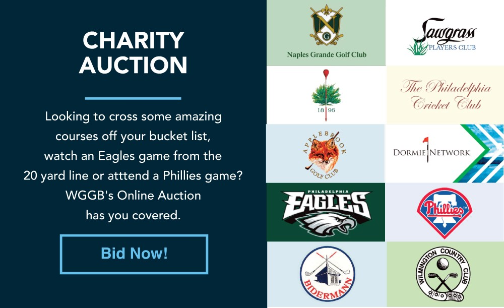 2021 Women Golfers Give Back Online Auction